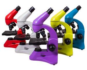 Mikroskop levenhuk rainbow l powiększenie u sklep fpn