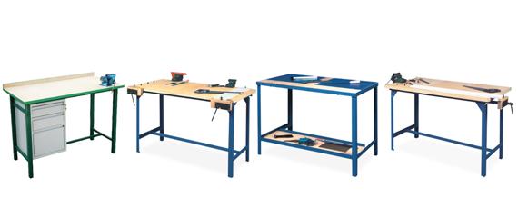 Wybitny stoły warsztatowe do pracowni techniki pracownia techniczna XA34