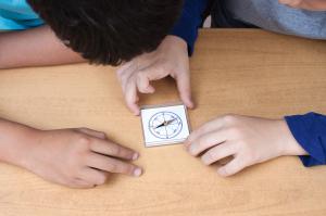 Magnetyzm i kompas zestaw dydaktycznydla 15 grup