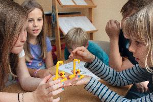 Magnetyzm i kompas zestaw szkolny dla 15 grup