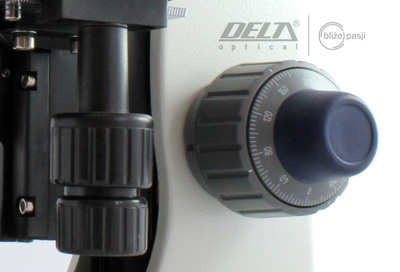 Mikroskop delta optical genetic pro bino z kamerą usb akumulator