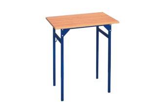 Bardzo dobra Stół szkolny NYSA 1-os. /składany/ Nr 5 lub 6 ( ławki szkolne BA22