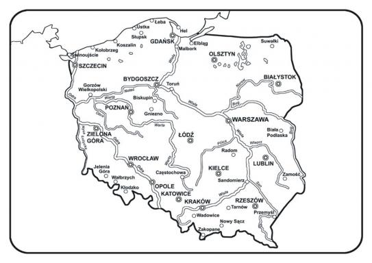 Polska Moja Ojczyzna Sklep Fpn Nysa Pomoce Dydaktyczne
