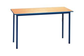 Modish Stół szkolny NYSA-KW 2-os. dwuosobowy / Nr 3 lub 4/ ( ławki PV61