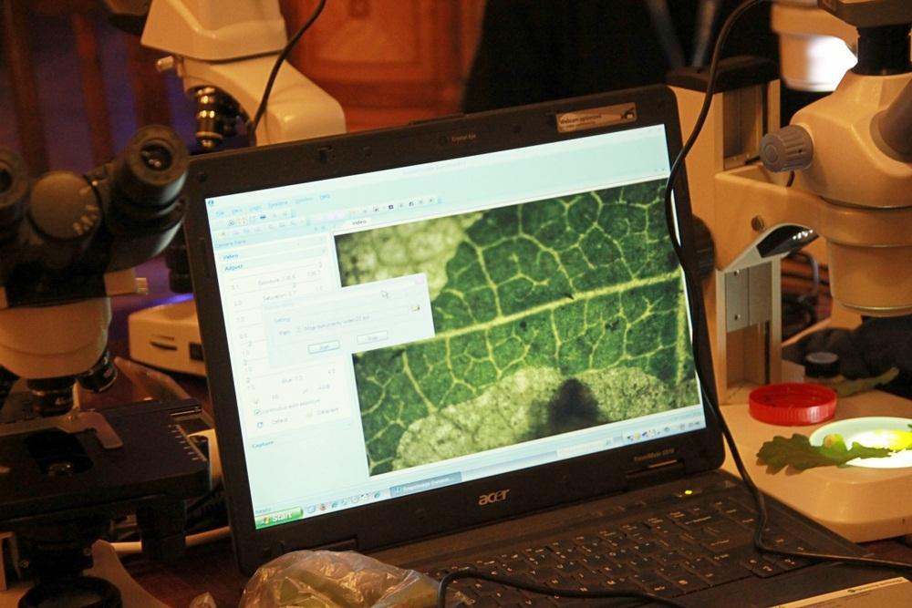 Mikroskop delta optical genetic pro bino z kamerą usb sklep fpn nysa